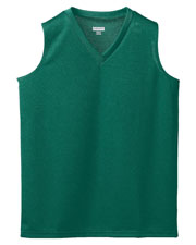 Augusta 526 Girls Wicking Mesh Sleeveless Jersey at GotApparel