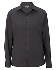 Edwards 5273 Women Poplin Long-Sleeve Shirt -  at GotApparel