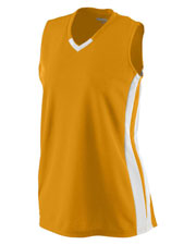 Augusta 527 Women Wicking Mesh Powerhouse Jersey at GotApparel