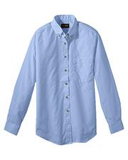 Edwards 5280 Women Long-Sleeve Poplin Shirt at GotApparel