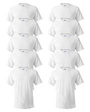 Hanes 5280 Unisex 5.2 Oz. Comfort Soft Cotton T-Shirt 10-Pack at GotApparel