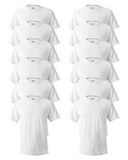 Hanes 5280 Unisex 5.2 Oz. Comfort Soft Cotton T-Shirt 12-Pack at GotApparel
