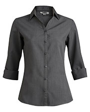 Edwards 5292 Women Polyester 3/4-Sleeve Batiste Blouse at GotApparel
