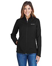 Custom Embroidered Columbia 5343 Ladies 3.5 oz Kruser Ridge Soft Shell at GotApparel