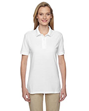 Jerzees 537WR Women 5.3 Oz. 65/35 Easy-Care  Polo at GotApparel