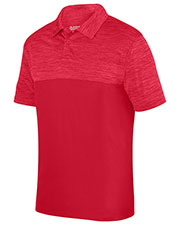 Augusta 5412 Men Shadow Tonal Heather Sport Shirt at GotApparel