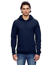 Custom Embroidered American Apparel 5495W Men 7.2 oz California Fleece Pullover Hoodie at GotApparel