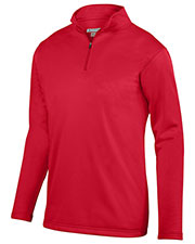 Augusta 5508 Boys Wicking Fleece Pullover at GotApparel