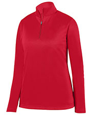 Augusta 5509 Women Wicking Fleece Pullover at GotApparel