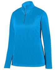 Augusta 5509 Women Wicking Fleece Pullover at GotApparel