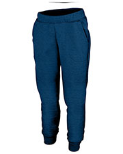 Augusta 5564 Women Tonal Heather Fleece Jogger at GotApparel