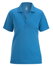 Edwards 5583 Women Hi-Performance Mesh Polo With Johnny Collar at GotApparel