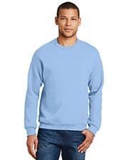 Jerzees 562M Men NuBlend® Crewneck Sweatshirt at GotApparel