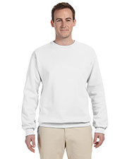 Jerzees 562 Men 8 Oz 50/50 Nublend Fleece Crew at GotApparel