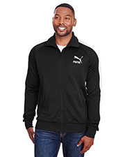 Puma Sport 582364 Men Iconic T7 Track Jacket at GotApparel