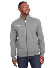 Puma Sport 597021 Men P48 Fleece Track Jacket at GotApparel