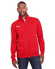 Puma Sport 597021 Men P48 Fleece Track Jacket at GotApparel