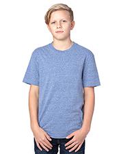 Threadfast Apparel 602A Youth 4.2 oz Triblend T-Shirt at GotApparel