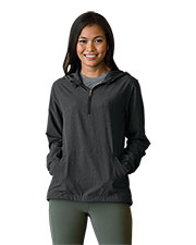 Vantage 6106 Women 's Pullover Stretch Anorak at GotApparel