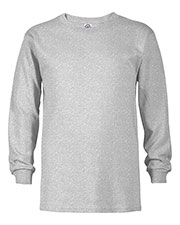 Delta 61070 Boys Pro Weight Youth 5.2 Oz. Regular Fit Long Sleeve Tee at GotApparel
