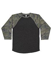 LAT 6130 Youth 4.5 oz Vintage Baseball T-Shirt at GotApparel