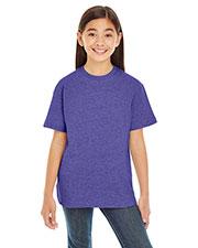 LAT 6180 Youth Premium Jersey T-Shirt at GotApparel