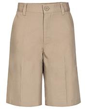 Real School Uniforms 62362 Boys Real School Flat Front Short at GotApparel