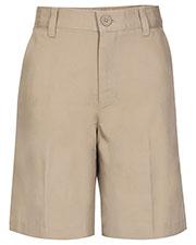 Real School Uniforms 62364 Men Real School Flat Front Short at GotApparel