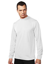 TM Performance 626 Men Diversion Long-Sleeve Knit Mock Neck Shirt at GotApparel