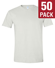Gildan G640 Men Softstyle 4.5 Oz. T-Shirt 50-Pack at GotApparel