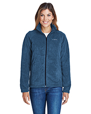 Custom Embroidered Columbia 6439 Ladies 7.4 oz Benton Springs Full-Zip Fleece at GotApparel