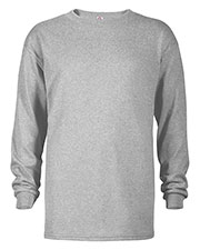 Delta 64900L Boys Pro Weight Youth 5.2 Oz. Retail Fit Long Sleeve Tee at GotApparel