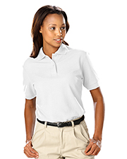 Blue Generation BG6500 Women LADIES VALUE SOFT TOUCH PIQUE POLO  -  AQUA 2 EXTRA LARGE SOLID at GotApparel