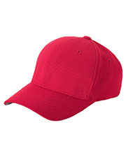 Yupoong 6577CD Unisex Cool & Dry Pique Mesh Cap at GotApparel