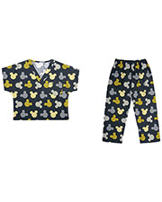 Tooniforms 6620C Women Top And Pant Scrub Set at GotApparel