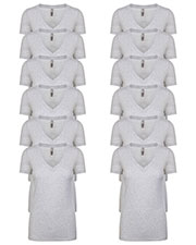 Next Level 6740 Women Tri-Blend Deep V Tee 12-Pack at GotApparel