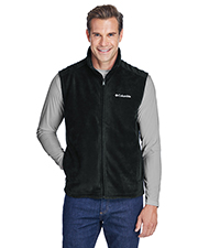 Custom Embroidered Columbia 6747 Men 7.4 oz Steens Mountain Vest at GotApparel