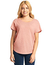 Next Level 6760 Women The Tri-Blend Dolman at GotApparel