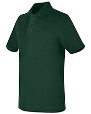 Real School Uniforms 68322 Boys   S/S Pique Polo at GotApparel