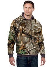Tri-Mountain 689C Men Perspective Camo Hooded Sweatshirt With Realtree Ap Pattern at GotApparel