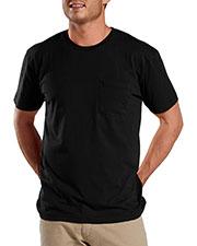 LAT 6903 Men Fine Jersey Pocket T-Shirt at GotApparel