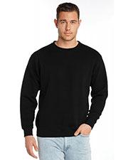 Zuni Sportswear 7003 Men Premium Crewneck Sweatshirt at GotApparel
