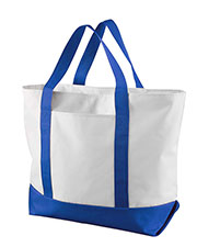 Liberty Bags 7006 Women Bay View Giant Zippered Boat Tote at GotApparel