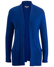 Edwards 7058ED Women Shawl Collar Cardigan Sweater at GotApparel