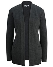 Edwards 7059 Women Open Cardigan Acrylic Sweater at GotApparel