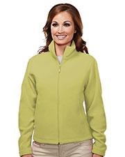 Tri-Mountain 7120 Women Windsor Micro Fleece Jacket at GotApparel