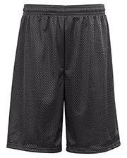 Badger 7211 Men Mesh Short 11 Ins at GotApparel