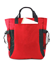 UltraClub 7291 Unisex Backpack Tote at GotApparel