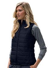 Vantage 7326 Women 's Apex Compressible Quilted Vest at GotApparel