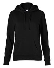 Soffe 7334V Women Core Fleece Hoodie at GotApparel